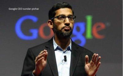 Google CEO Sundar Pichai 2