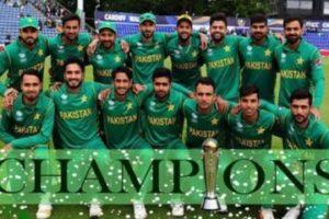 ICC Trophy 2017 Won