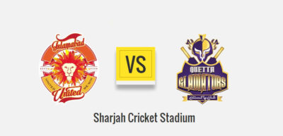 Islamabad United Vs Quetta Gladiators 7th Match