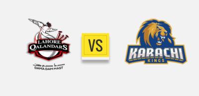 Lahore Qalandars Vs Karachi Kings 2
