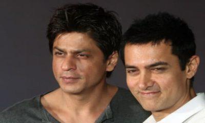 Shah Rukh Khan Aamir