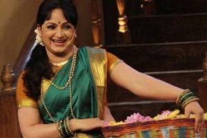 Upasana Singh Back
