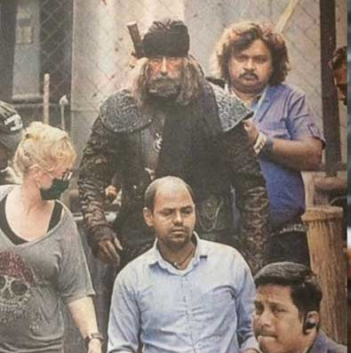 Amitabh Bachchans Look From Thugs Of Hindostan