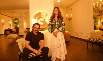 Aamir Khan Gauri Khan