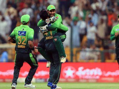 Secod T20 Win