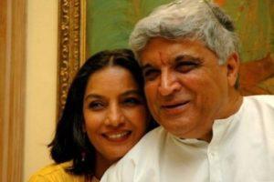Shabana Azmi Husband Javed Akhtar
