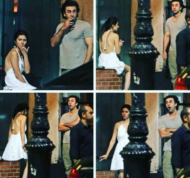 Mahira Khan breaks silence on their viral pictures from New York