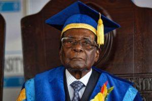 Mugabe Today