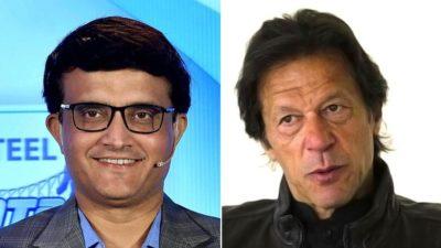Ganguly Imran Khan