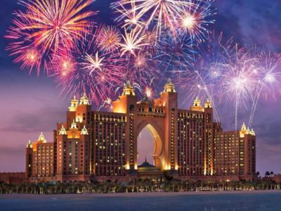 Newyear Dubai