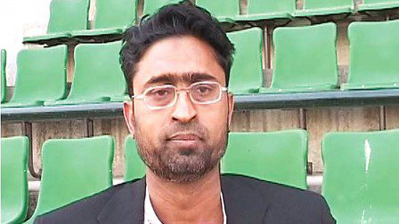 Shahbaz ahmed Hockey