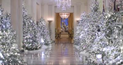 Xmas white house 2