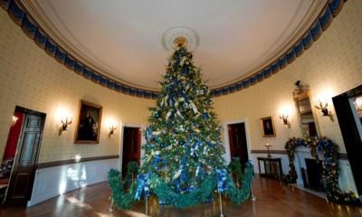 Xmas white house 3