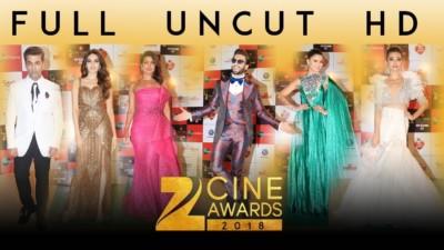 Zee Cine Awards 2018 1