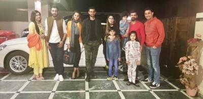 hafeez family