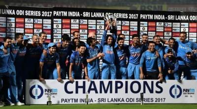 india sri win