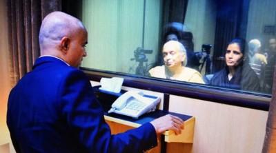 kulbhushan jadhav meeting