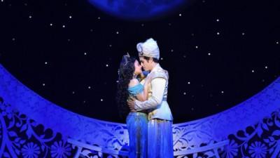 Aladdin production 1