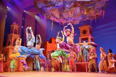 Aladdin production 2