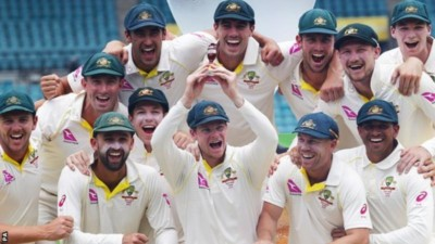 Ashes series 2017 18