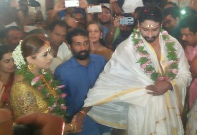 Bhavana now married 3 1