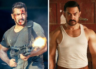 Box Office Salman Khan pips Aamir Khan to claim