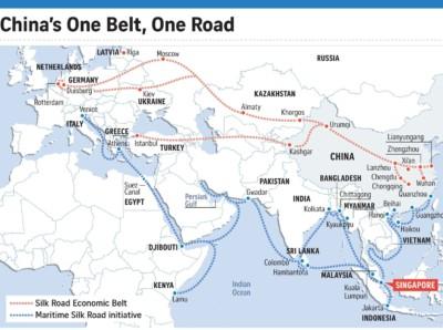 China One Belt One Road 18
