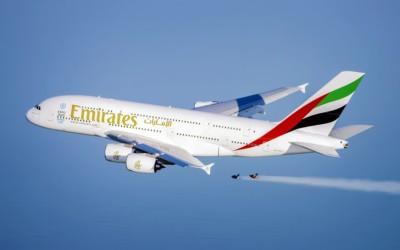 Emirates Airline 380