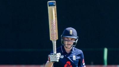 England captain Harry U 19