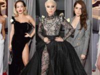 Grammys top dresses. 3