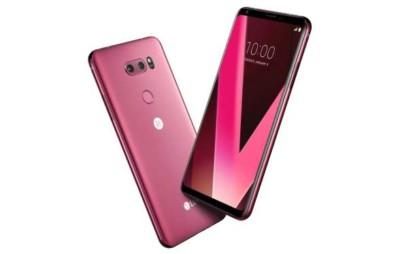 LG Raspberry
