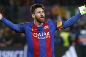 Lionel Messi 18