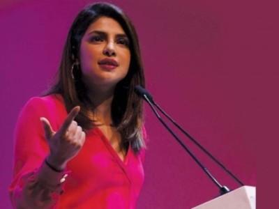 Priyanka speech