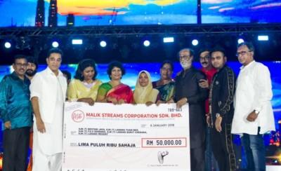 Rajnikanth Malaysia 1