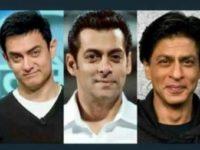 Three Khans bollywood