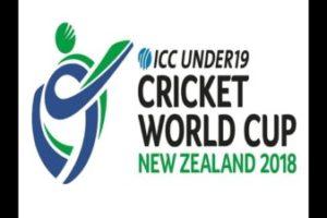 U 19 world cup 2018