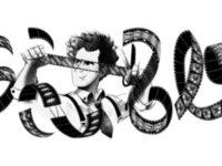 google doodle sergei Eisenstein