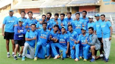india under 19 team