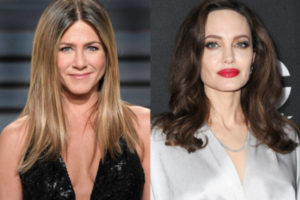 Jennifer Aniston and Angelina Jolie to Present at the 2018 Golden Globes