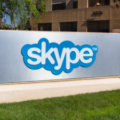 skype corporate sign