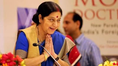 sushma swaraj 18