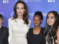 Angelina Jolie Her Daughters