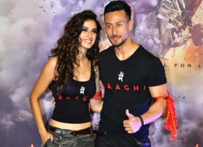 Baaghi 2 starring Tiger Shroff