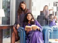Ekta Kapoor and Ashwiny I