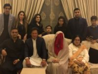 Imran khan 3rd Marriage