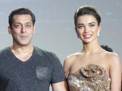 Salman Khan Amy Jackson