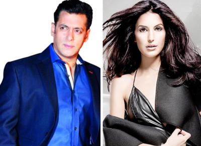 Salman Khan Katrina Kaif's sister