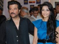 Sonam Kapoor with her father Anil Kapoor