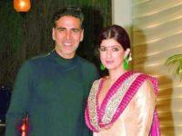Twinkle And Akshay