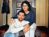 Indian superstar Aamir Khan and producer wife Kiran Rao to divorce